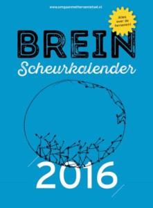 Scheurkalender Brein 2015